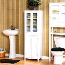 Linen Cabinet Doors Home Designs Bathroom Linen Cabinets Small Bathroom Linen
