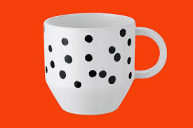 this 4 mug is the perfect design object curbed