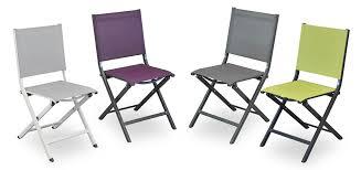 chaise de jardin chaise de jardin terra violette lot de 6 commandez nos chaises