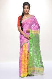 dhakai jamdani saree dhakai jamdani sarees buy jamdani saree online from a stock