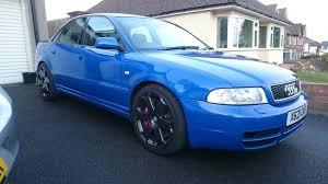 audi b5 s4 for sale sold audi s4 b5 k04 nogaro blue facelift audi sport