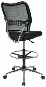 counter height desk chair counter height desk chair 5 mesh back drafting stool 13 37p500d 51
