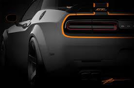Dodge Challenger Modified - mopar teases concepts bound for sema awd dodge challenger