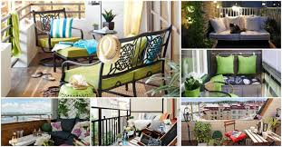 Apartment Patio Ideas Apartment Decorating Ideas For An Balcony College And Pinterest