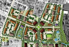 Residential Plan Planning Lord Aeck Sargent
