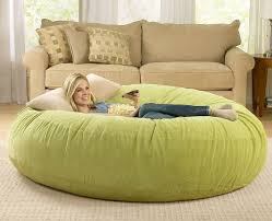 Bean Bag Chair For Adults Either Bean Bag Chairs Are Getting Bigger Or We U0027re Shrinking