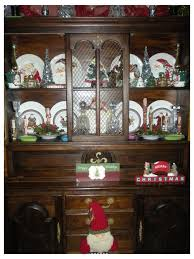 how to arrange dishes in china cabinet china cabinets and decorated for