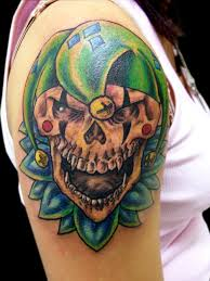 amazing clown tattoo designs north tattoos com