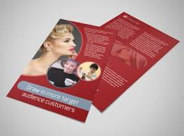 fancy brochure templates fancy hair salon flyer template mycreativeshop