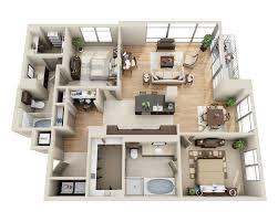 apartment simple 3 bedroom apartments austin interior design for