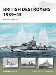 british destroyers 1939 1945 pre war classes blognaval