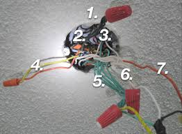 How To Connect Light Fixture Wires Help Ceiling Light Wiring Electrical Diy Chatroom Home