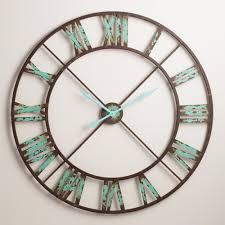 awesome clocks clocks industrial wall clock extra large industrial wall clocks
