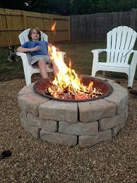 backyard design ideas with fire pit back patio pits download