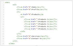 tutorial membuat web html sederhana membuat dropdown menu sederhana menggunakan html dan css