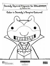 scaredy squirrel coloring pages aecost net aecost net