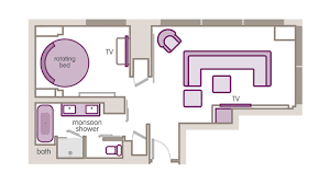 Gatwick Airport Floor Plan by Vip View Suite New York Hotel Yotel