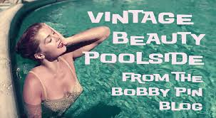 Hair And Makeup Vegas Hair Tips For Poolside Beauty Inspired By Esther Williams Bobby