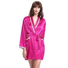robe de chambre soie peignoir soie femme awesome peignoir femme en soie guide des