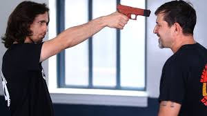 how to defend against a gun to the face krav maga defense youtube