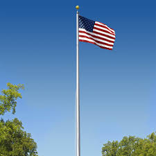 Flag Pole Light Flagpoles Residential And Commercial Styles