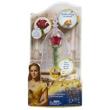 beauty u0026 the beast live action enchanted rose jewelry box