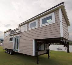 tiny house kits steel frame trailer kit the lookout tiny house chattanooga