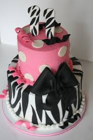 zebra print baby shower1 year birthday party locations and everything sweet hot pink and zebra