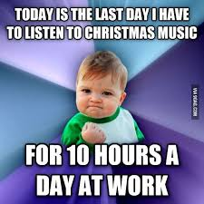Day After Christmas Meme - work on christmas meme on best of the funny meme