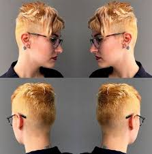 spiked hair with long bangs 60 cool short hairstyles new short hair trends women haircuts 2017