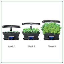 miracle gro aerogarden bounty elite stainless aerogardens