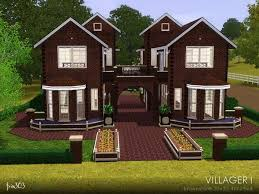 2 house designs 17 best sims images on the sims sims 3 and sims house
