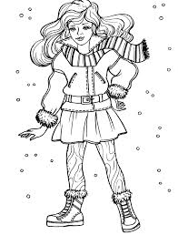 coloring pages coloring pages girls free printable