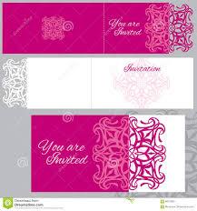 Wedding Invitation Greeting Cards Wedding Invitation Greeting Card With Laser Cutting Pattern