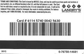 landry s gift card gift card landry s restaurants landry s restaurants
