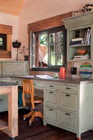 Home Office Cabinets Denver - new york antique writing desk home office traditional with study