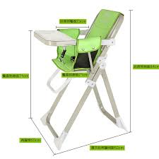 Children S Dining Table Aliexpress Com Buy Children U0027s Dining Chair Foldable Multi