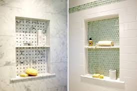 bathroom shower niche ideas 12 ways bathroom shower niche ideas can make small