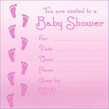 Designs For Invitation Card Baby Shower Invitations Cards Designs Theruntime Com