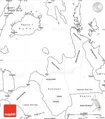 Blank World Map With Latitude And Longitude by Blank Simple Map Of Region 10