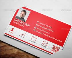 Card For Business Cards 21 Red Business Cards U2013 Free Printable Psd Eps Word Pdf Format