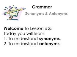 Synonyms Comfort Synonyms U0026 Antonyms Dr Roba Al Agha Ppt Video Online Download