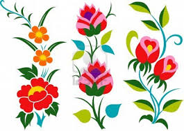 cartoon flowers picture clipart collection