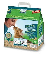 hygi e cuisine cat s best cats best sensitive green power eco firm clumping