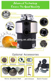 Details About DSW Kitchen Food Waste Disposer China Kitchen - Kitchen sink food waste disposer