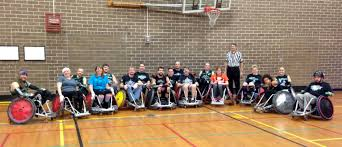 halloween city boise boise bombers wheelchair rugby home