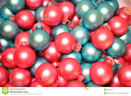 ornaments pink blue stock photo image 5068378