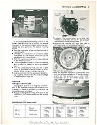 kawasaki kg700b kg1500b kg1000b kg2600b portable generator service