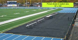 Field Bench Aerflo Bench Zone Sideline Track Protector