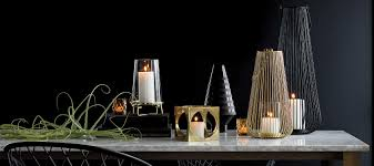 modern affordable home decor modern home accessories cb2 the candlelight collection